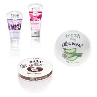 Gesichts- und Körperpflege