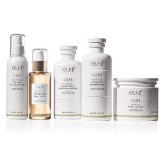 Keune Care Satin Oil