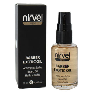 Nirvel Barber Exotic Oil