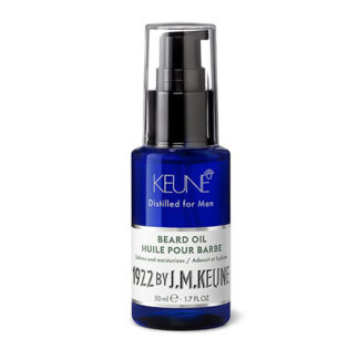 1922 by J.M. Keune Beard Oil