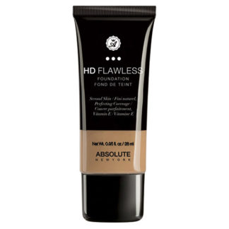 Absolute New York HD Flawless Foundation Tan