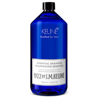 1922 by J.M. Keune Essential Shampoo 1000ml