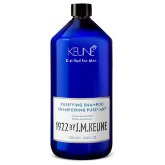 1922 by J.M. Keune Purifying Shampoo 1000ml
