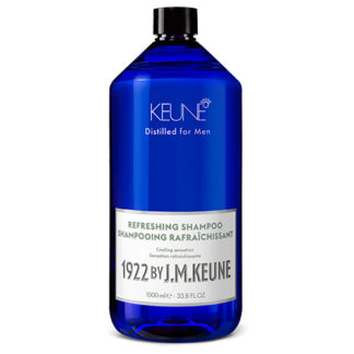 1922 by J.M. Keune Refreshing Shampoo 1000ml