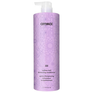 Amika 3D Volume and Thickening Conditioner 1000ml