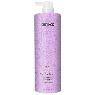 Amika 3D Volume and Thickening Shampoo 1000ml