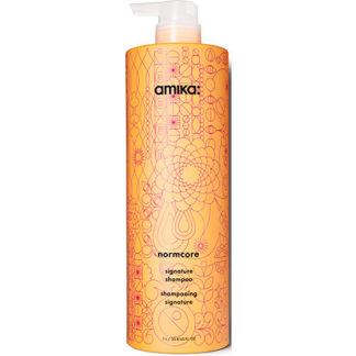 Amika Normcore Signature Shampoo 1000ml