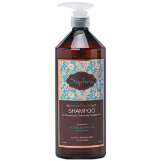 Saphira Mineral Treatment Shampoo 1000ml