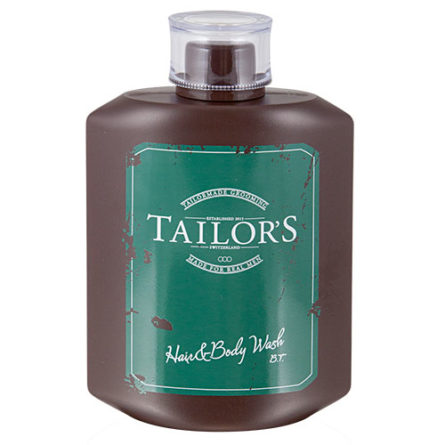 TAILOR'S Hair & Body Wash 250ml