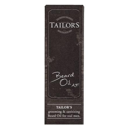 TAILOR'S Beard Oil Bold Sophistication