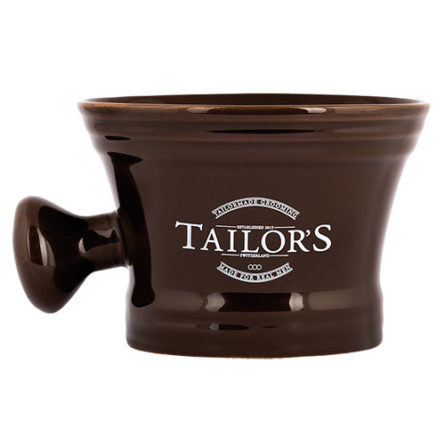 TAILOR'S Rasierschale Keramik