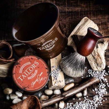 TAILOR'S Shaving Set