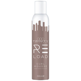 TRINITY re:LOAD Natural Hold Curl Mousse 300ml