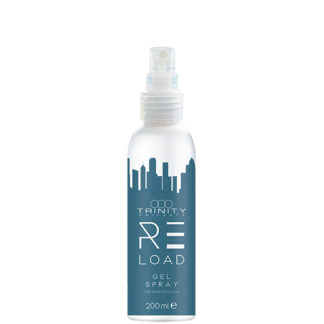 TRINITY re:LOAD Strong Hold Gel Spray 200ml